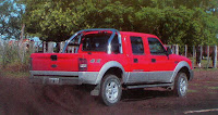 Caja ford ranger limited