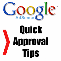 Google AdSense Approval Do Fast