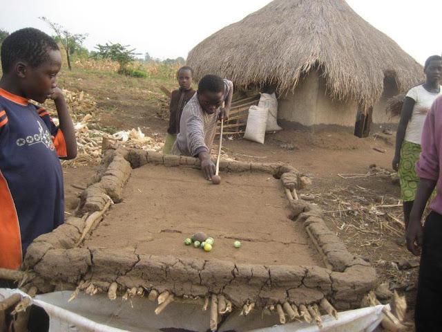 African Billiard