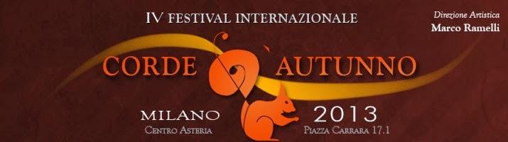 Cosa fare a Milano gratis sabato 9 novembre: festival di chitarra classica al Centro Asteria