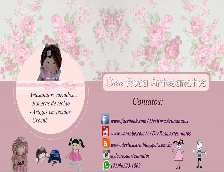 Dee Rosa Artesanatos!