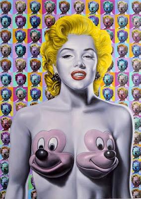 Desnudo De Marilyn Monroe