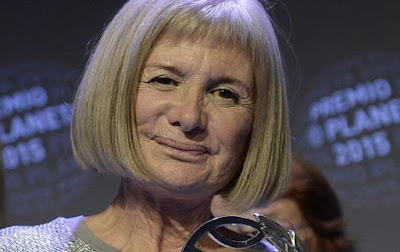 Alicia Giménez Bartlett, premio Planeta 2015.