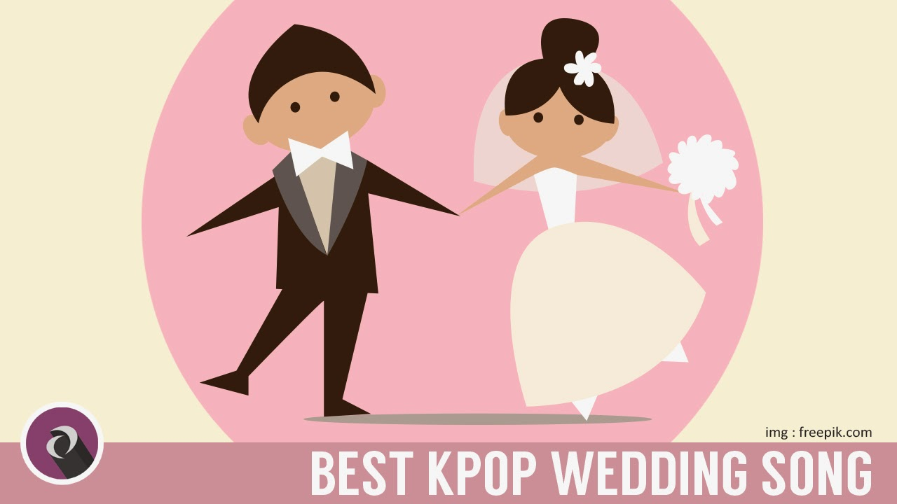 inilah lagu kpop terbaik untuk pernikahan the best kpop