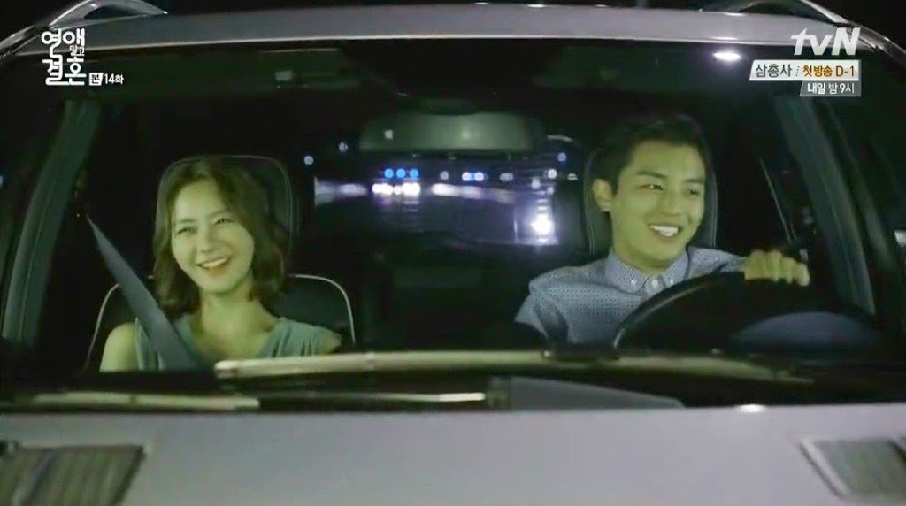 Sinopsis marriage without dating ep 14 part 1