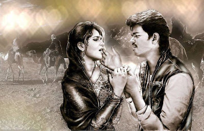 Actor Vijay Paintings High Definition Hd Wallpapers | Holidays OO
