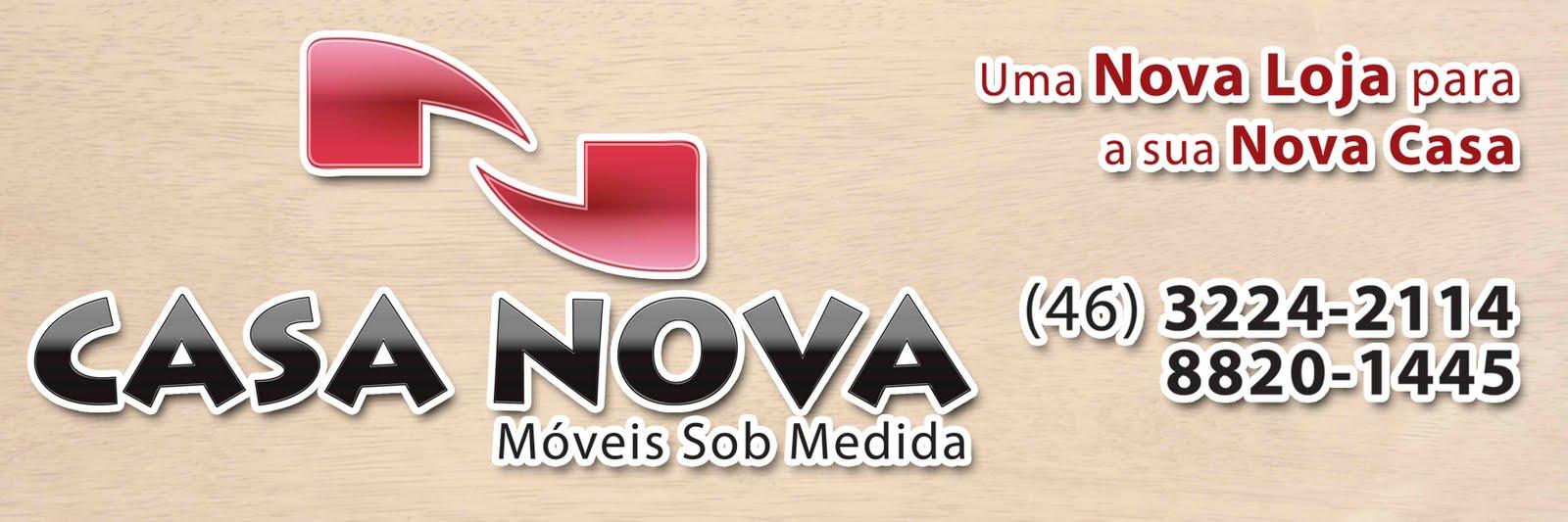 CASA NOVA MÓVEIS SOB MEDIDA