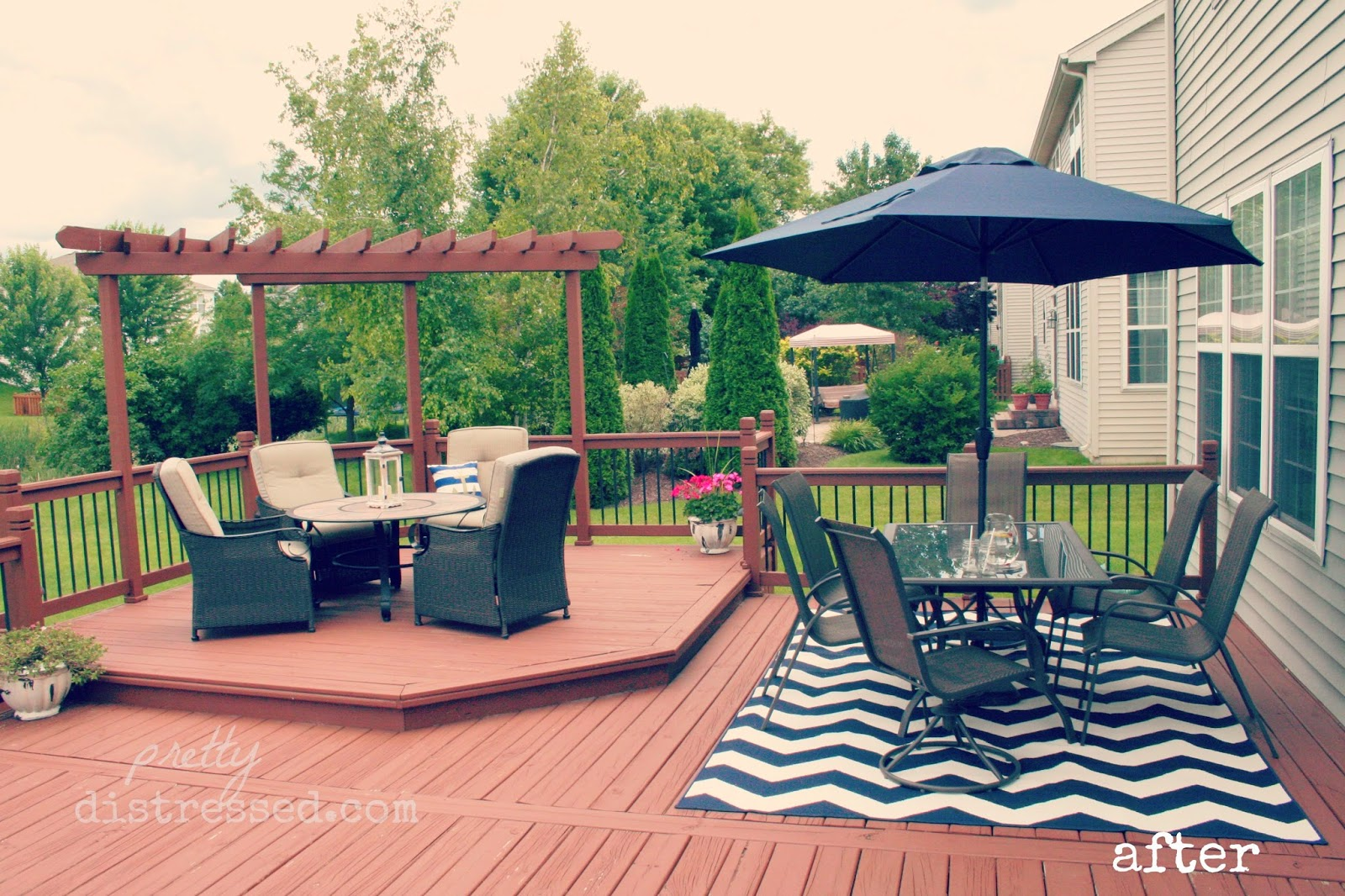 Best It us Not Too Late to Update that Outdoor Space and DIY Nautical Pillow