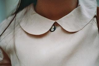 collar cameo necklace