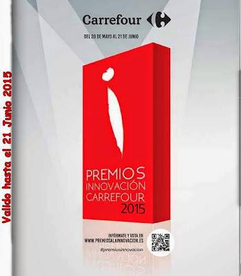 Carrefour Premios Innovacion 2015