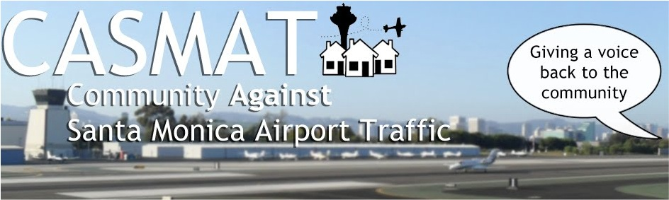 Community Against Santa Monica Airport Traffic