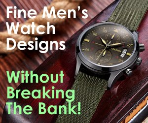 Men's Wristwatch Deals