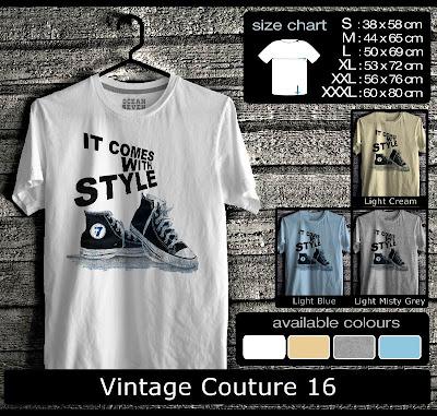 kaos distro vintage couture 16