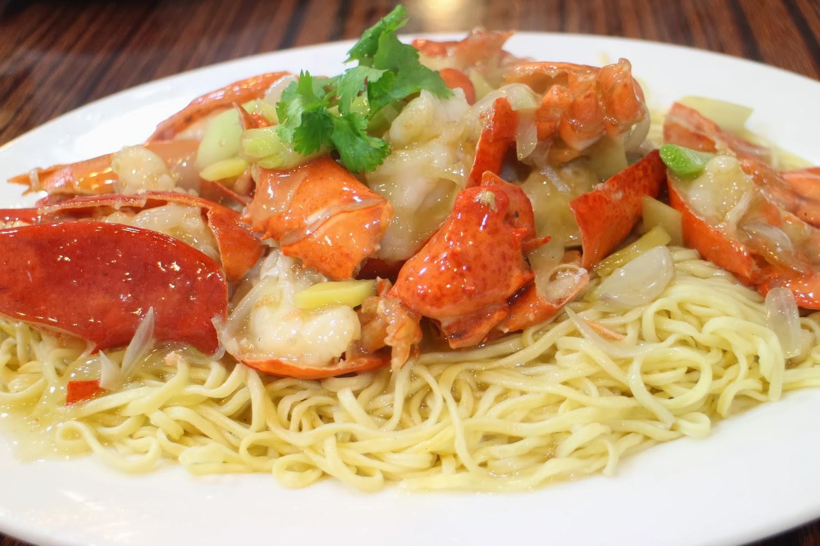 Yee Mee (伊麵) Dishes [PHOTOS]