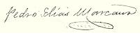 Documento original de Pedro Elías Marcano