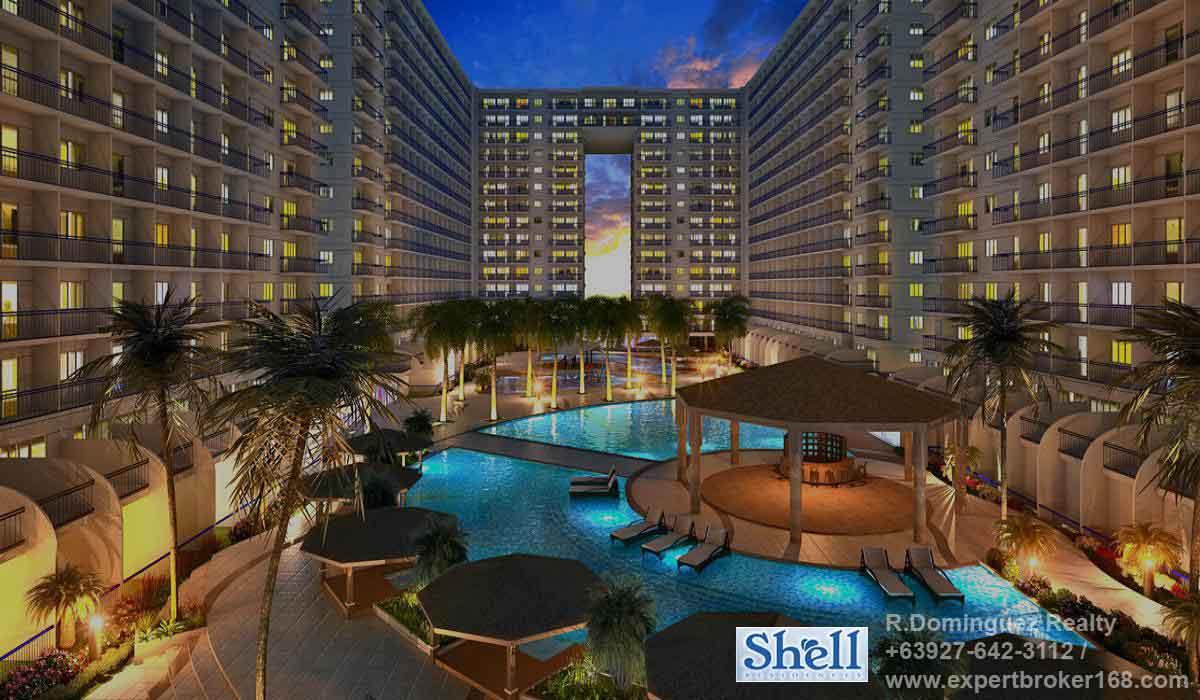 Mall Of Asia Shell Residences Condominium