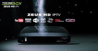TOCOMBOX ZEUS HD IPTV V3.005 - ATUALIZAÇÃO 17/07/2015