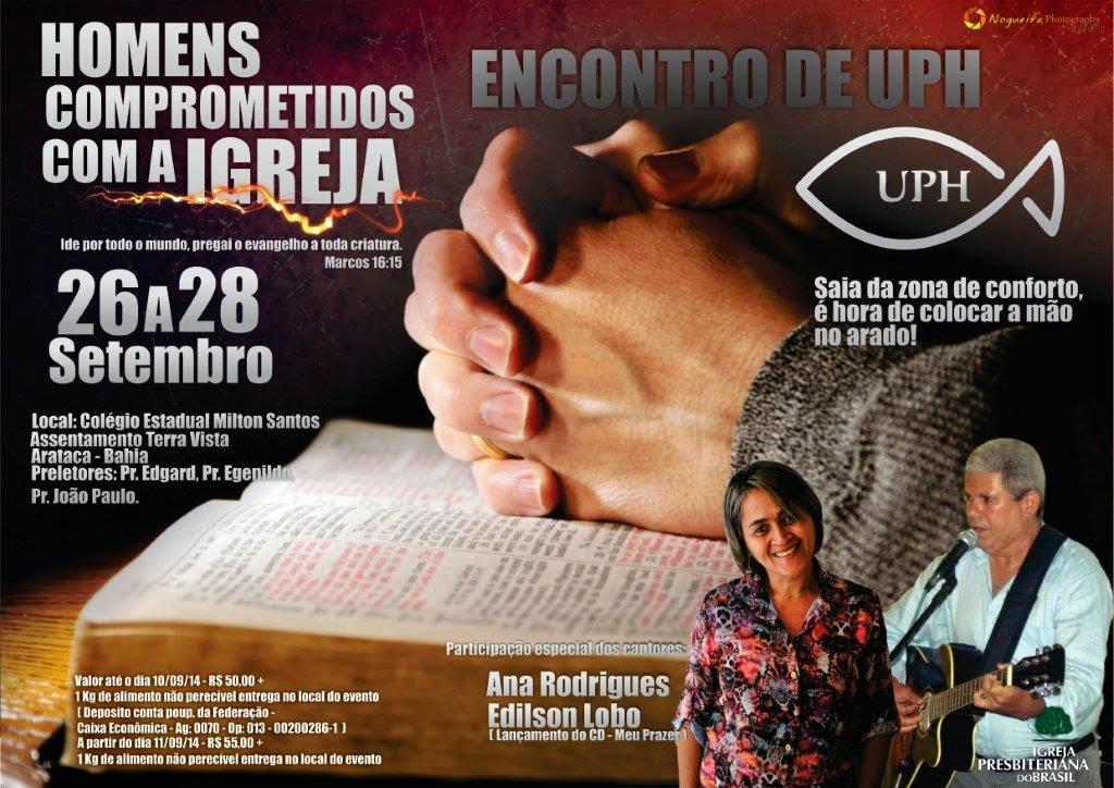 ENCONTRÃO UPHS - 2014