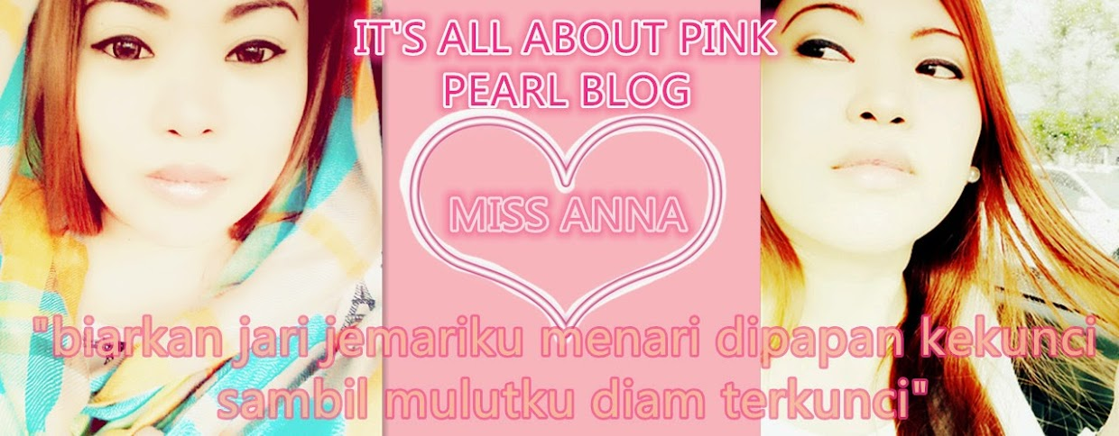 It's ALL About PinK PEARL