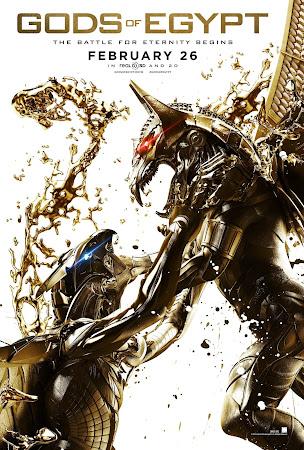 ตัวอย่างหนังใหม่ : Gods of Egypt (สงครามเทวดา) ตัวอย่างที่ 2 ซับไทย poster4