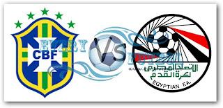 Ver Brasil Vs Egipto Online En Vivo