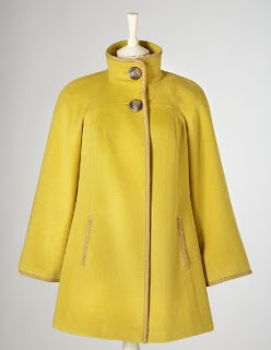 My superfluities boden winter line has launched for Boden yellow coat