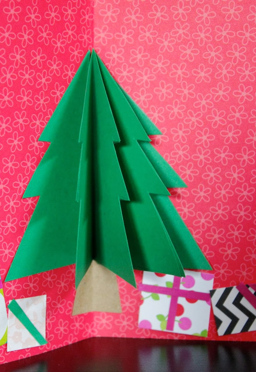 Pl stica tarjetas para felicitar la navidad - Como hacer tarjetas de navidad faciles ...