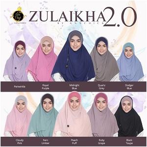 ZULAIKHA 2.0 INSTANT SHAWL
