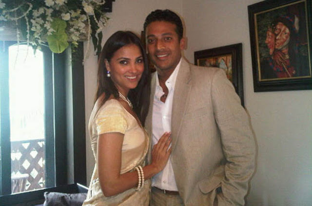 Lara Dutta And Mahesh Bhupati Latest Wedding Picture Gallery