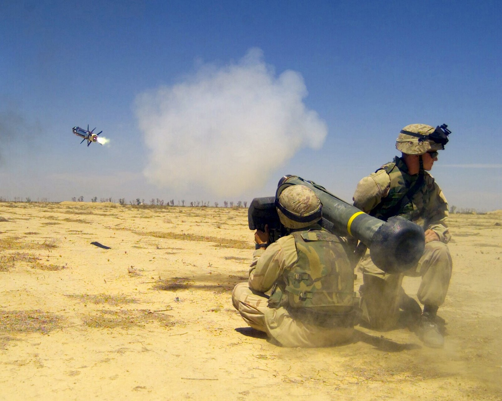 Javelin Demonstrates Extended Range Capability in Recent Tests ...