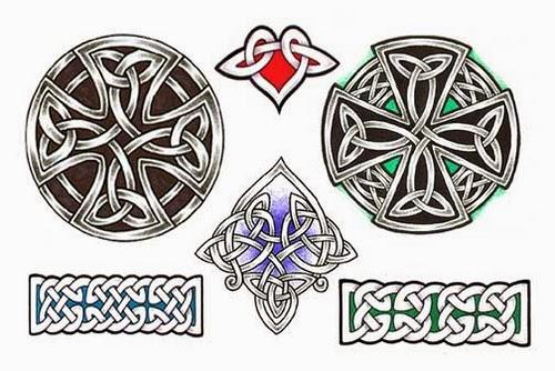 excellent celtic tattoos for men
