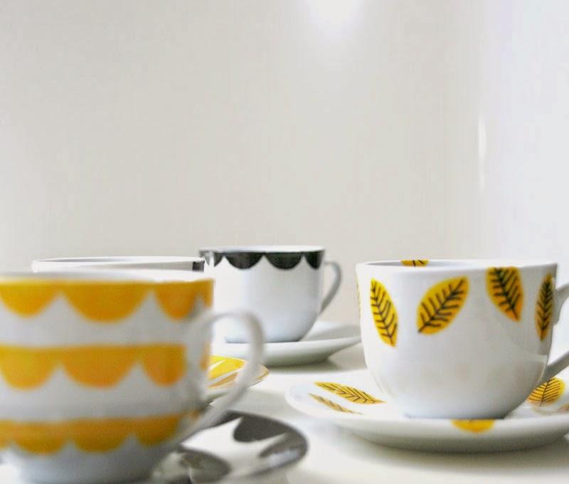 DIY: Cómo pintar cerámica, personaliza un juego de café o tus tazas para el desayuno con estos sencillos pasos