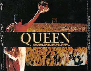 Queen - Thank You All