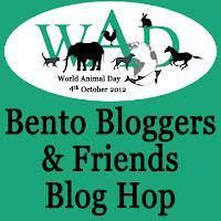 World Animal Day Blog Hop