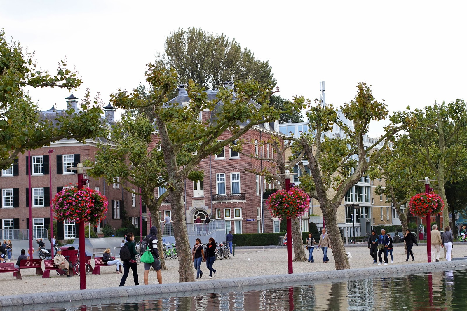 столица Нидерландов