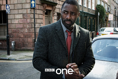 Luther, Neil Cross, BBC, Idris Elba, Teaser, poster, promo, trailer, John Luther, DCI, Schenk, Alice Morgan, Book, The Calling