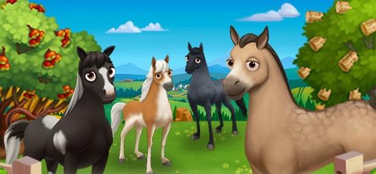 Computer world hacks farmville 2 horse stable cheats for Farmville horse
