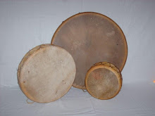 Tambores 2 peles
