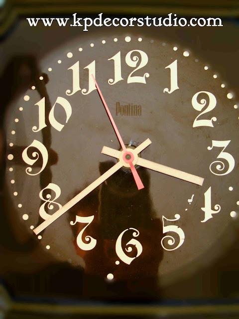 KP. Vintage. Comprar relojes antiguos de pared, decorativos originales