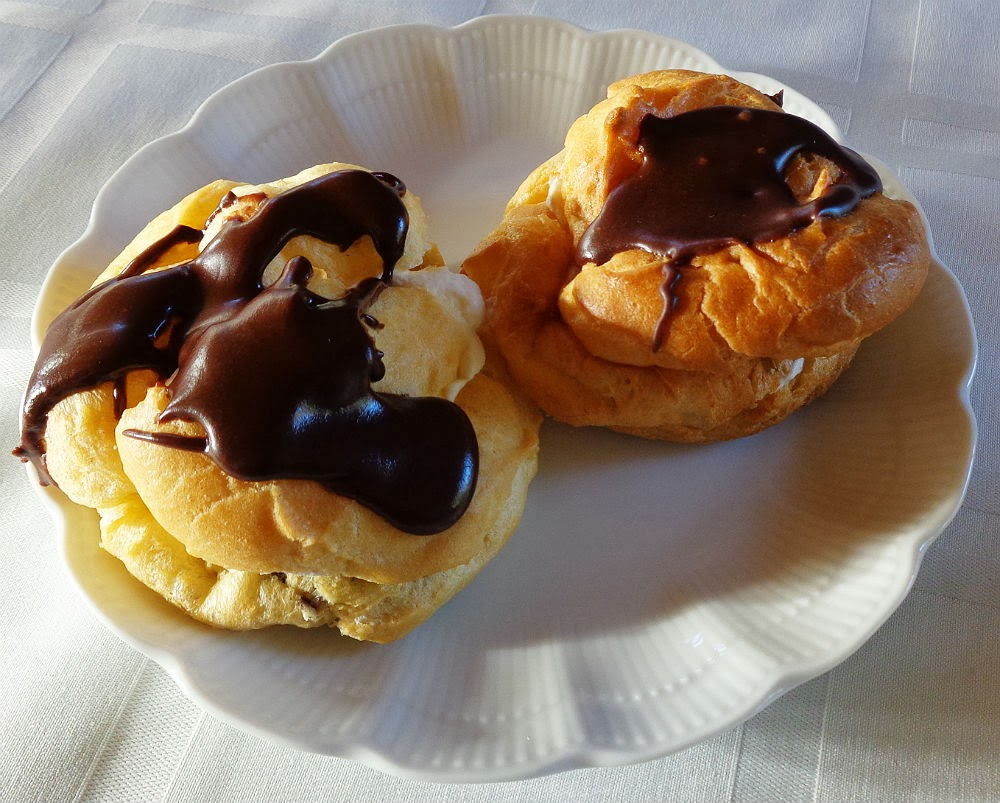 Icelandic style choux buns vatnsdeigsbollur edited to add a photo forumfinder Gallery