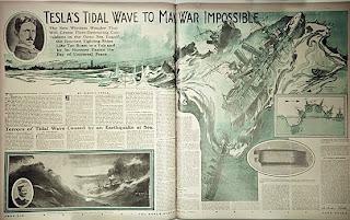 Η Μυστική Τεχνολογία Δημιουργίας Σεισμών, Οι Θερμικές Σφαίρες Πλάσματος Και Το ''Τεχνητό'' Τσουνάμι Της Ιαπωνίας.