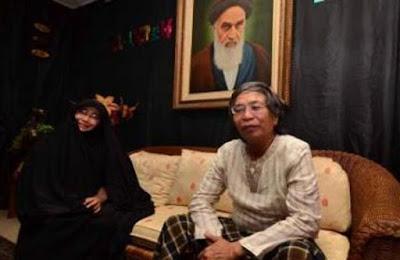 Benarkah Jalaluddin tokoh Syi'ah cerai karena habis kontrak?