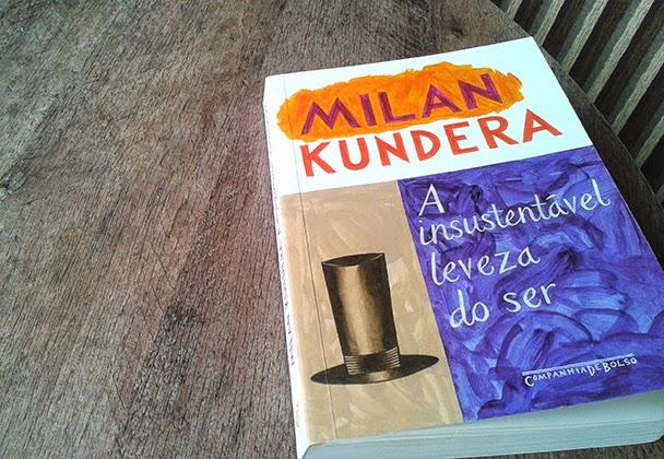 A Insustentável Leveza Do Ser Milan Kundera Livro Lab