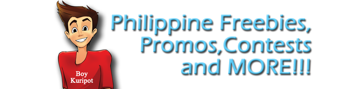 Philippine Freebies, Promos, Contests and MORE!