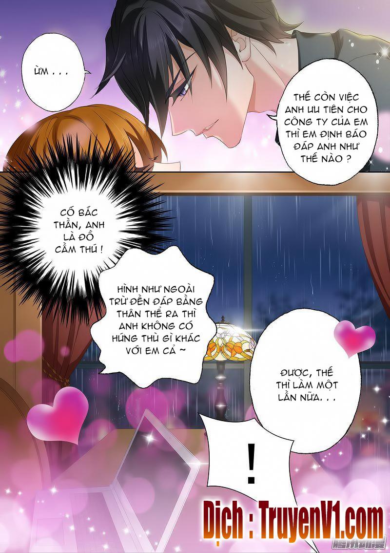Hào Môn Thiên Giới Tiền Thê chap 88 - Trang 8
