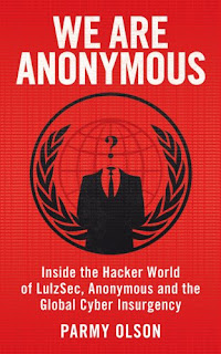 We are anonymous book cover