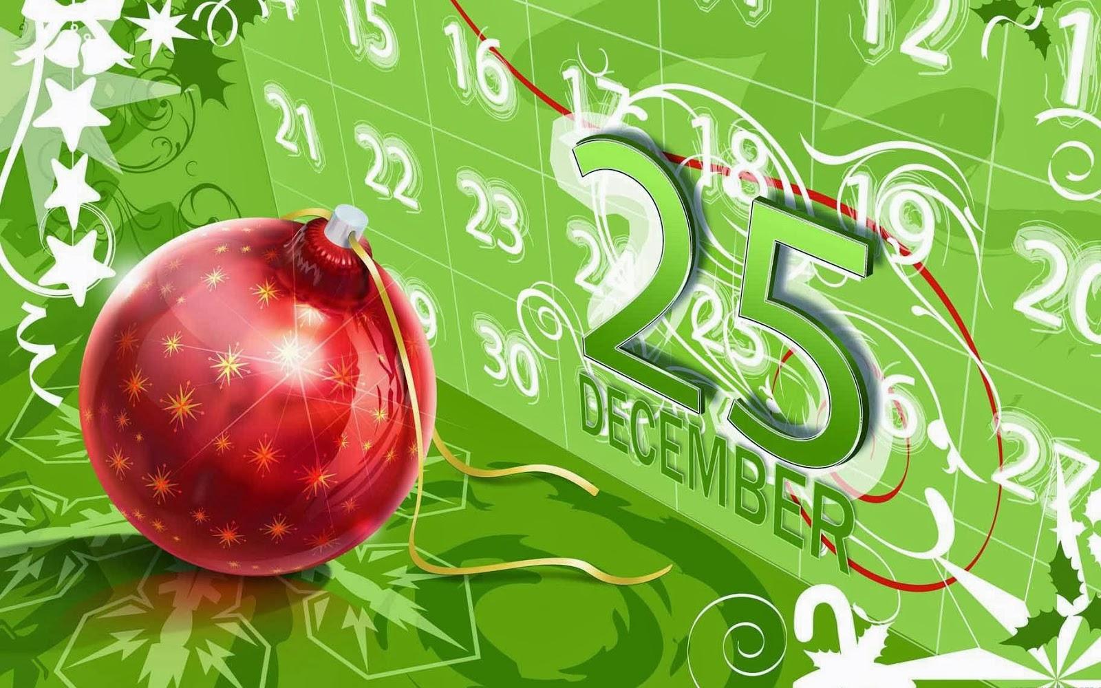 merry christmas countdown desktop wallpaper