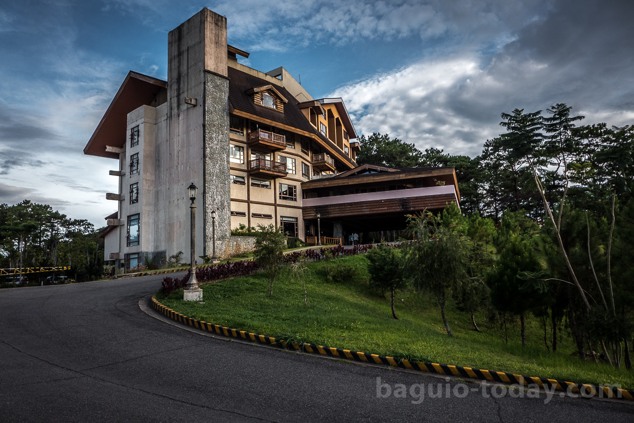 baguio today the forest lodge hotel july 2013. Black Bedroom Furniture Sets. Home Design Ideas