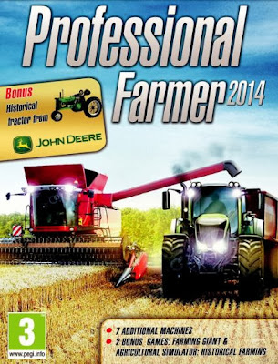 Professional Farmer 2014 PC Cover