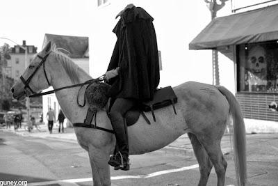 cavaliere senza testa